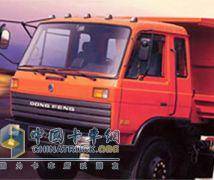 东风商用车 大力神重卡 330马力 8×4 自卸车E Q3228G
