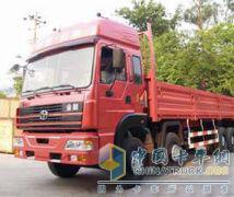 上汽红岩 杰狮重卡 336马力 8×4 载货车 CQ1314HTG426