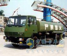 中国重汽 斯太尔 320马力 4×2 载货车 CQ1163BL461J
