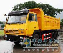 中国重汽 斯太尔 330马力 6×4 自卸车 CQ3253BP294