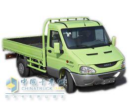 南京依维柯 欧霸 载货车 轻卡