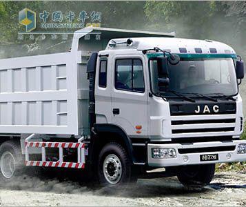 江淮 格尔发 重卡 6×4 自卸车