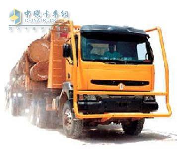 雷诺 Kerax 400 T XHD重卡 400马力 6X4 牵引车