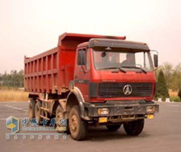 北奔 ND3310D29 10×4 自卸车