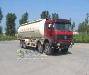 北奔 ND5310GSN 8×4 专用车