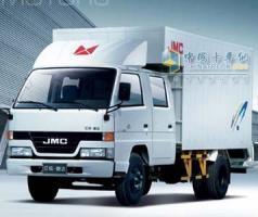 江铃 顺达轻卡 116马力 4×2 载货车 JX1040TGA23