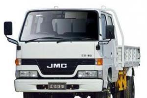 江铃 顺达轻卡 116马力 4×2 厢式载货车 JX5041XXYXGD2