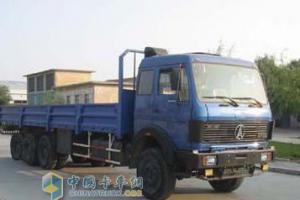北奔 ND1320W288LJ 8×4 载货车
