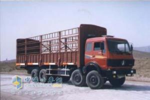 北奔 ND5311CXY 8×4 载货车