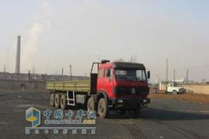 北奔 ND1370W289VJ 10×4 载货车