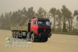 北奔 ND1390W329VJ 10×4 载货车