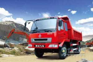 东风柳汽 乘龙 220马力 4×2 中型自卸车 LZ3121LAH