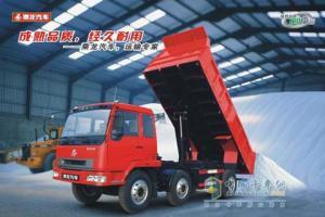 东风柳汽 乘龙 220马力 6×2 中型自卸车 LZ3162LCB
