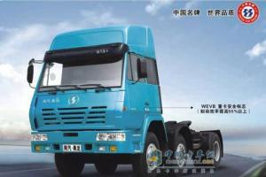 """陕汽 2011""""驰久版"""" 奥龙 290马力 4×2 牵引车"""