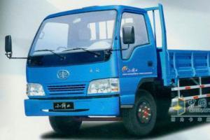 一汽解放 赛虎III轻卡 108马力 4×2 载货车 CA1041P40K2EA80