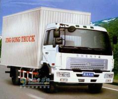 精功 远力 4×2 载货车 1150系列