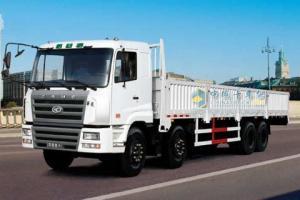华菱 290马力 6×4 载货车