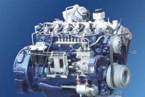 潍柴蓝擎WP6 发动机