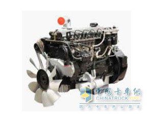 雷沃动力四缸单体泵发动机