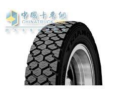 三角轮胎 载重子午线轮胎TR619A