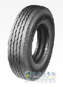 前进轮胎 全钢载重子午线轮胎GL74系列