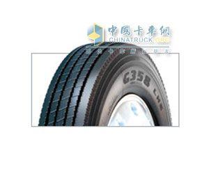固特异卡客车轮胎G358 LHS