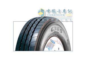 固特异卡客车轮胎G365