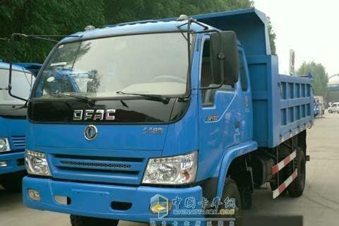 东风 130马力 4×2 载货车 DFA3080BL02-9103B
