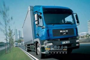 曼 TGM 240马力 4×2 载货车
