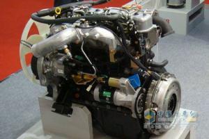 江铃发动机 4JB1增压中冷共轨发动机