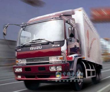 庆铃 FVZ重卡 260马力 6X4 载货车(FVZ34Q)