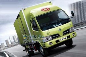 东风  金霸轻卡 115马力 4×2 载货车 EQ5060XXY35D3AC