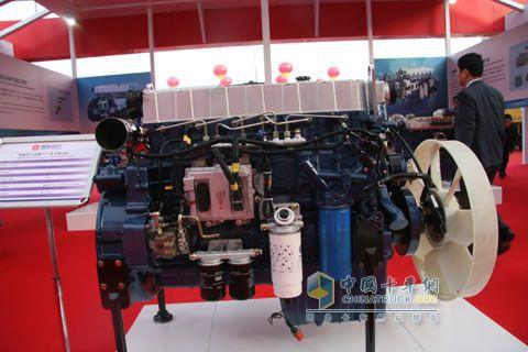 潍柴动力蓝擎WP7系列柴油机