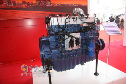 潍柴动力蓝擎WP7NG系列气体机
