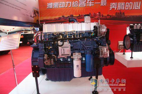 潍柴动力蓝擎WP7系列国Ⅳ柴油机