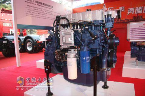 潍柴动力蓝擎WP5系列柴油机