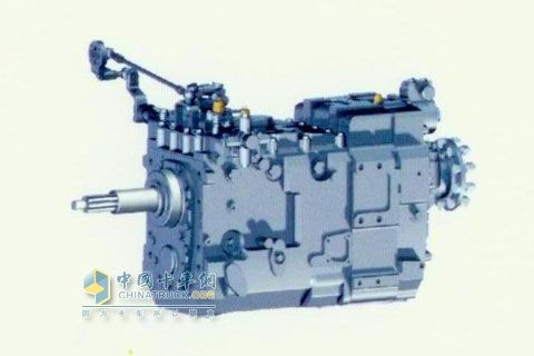 北奔变速器9TZ-140