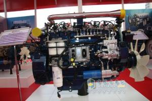潍柴动力蓝擎WP6系列柴油机