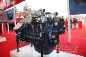 潍柴蓝擎WP12NG系列气体机