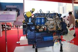 潍柴动力蓝擎WP4系列柴油机
