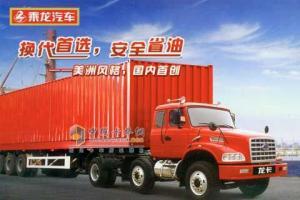 东风柳汽 龙卡重卡 290马力 6×2 牵引车 LZ4230JCQ