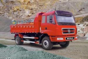 东风柳汽 霸龙406 220马力 4×2 中型自卸车 LZ3121PAL