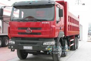 东风柳汽 霸龙507 260马力 8×4 矿用自卸车 LZ3310QEFT