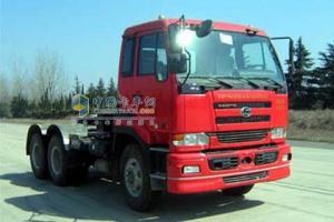 东风日产柴 459系列 250马力 6×4  牵引车
