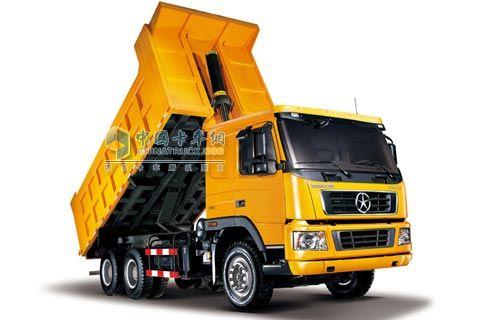 大运重卡 310马力 6×4 自卸车系列DYX3251