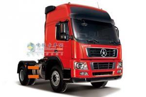 大运重卡 290马力 4×2 牵引车CGC4180