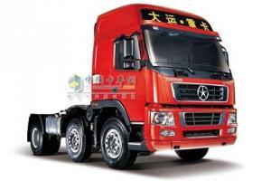 大运重卡 340马力 6×4 牵引车(高顶)(DYX4252PB32WPD3D-14F3FC26A-