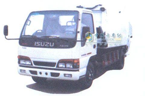 华菱 星马牌 AH5052ZYS 压缩式垃圾车