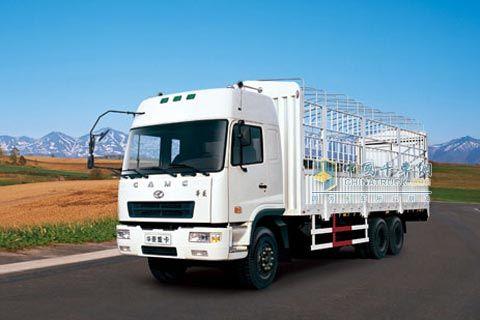 华菱之星 180马力 4×2 厢式载货车 HN5121Z18E6M3XXY