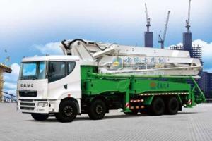 华菱 星凯马 H08 混凝土泵车